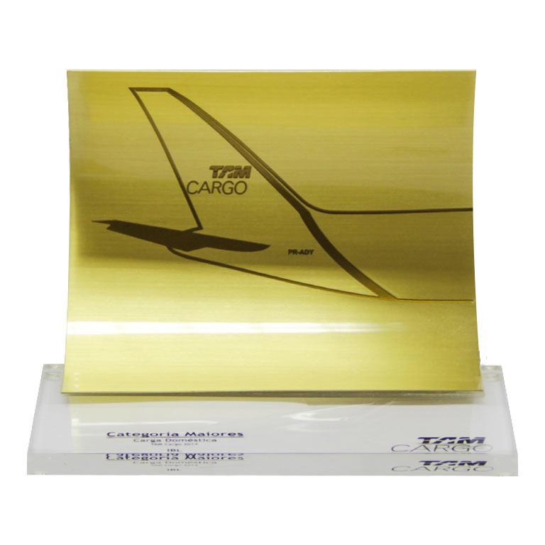 TAM Cargo 2014 - Carga doméstica
