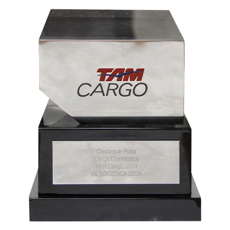 TAM Cargo 2011 - Carga doméstica